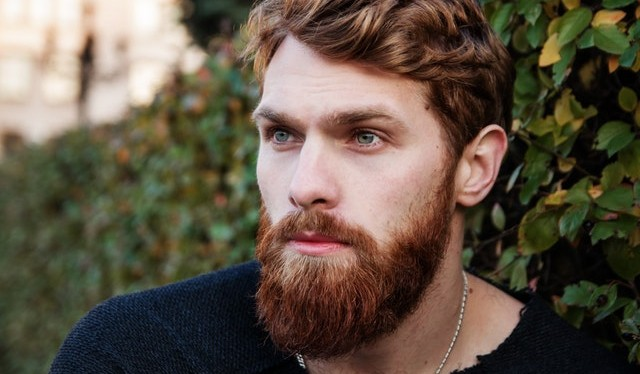 a guide to the benefits of combing your beard
